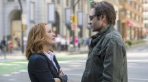 The X-Files creator reveals how it felt to get back on set with Gillian Anderson and David Duchovny