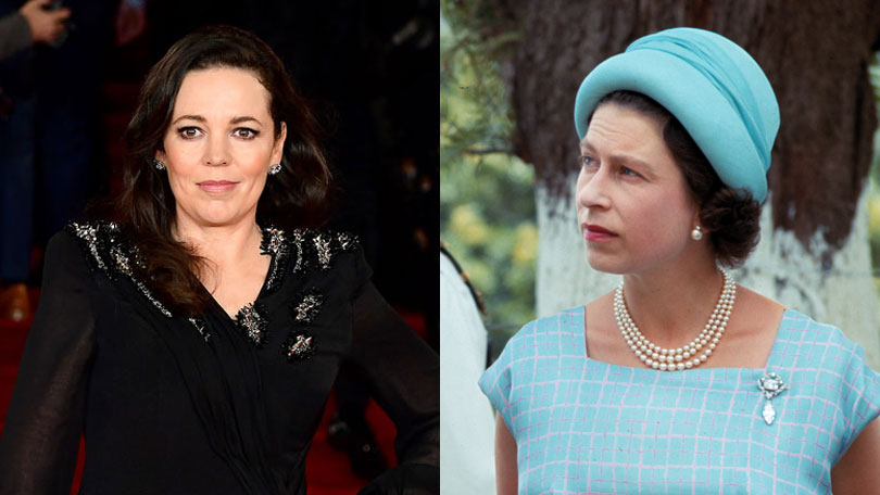 olivia colman the crown comp
