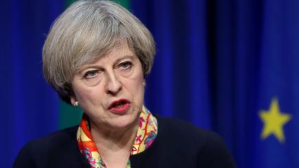 Theresa May admits she was 'devastated' at outcome of general election