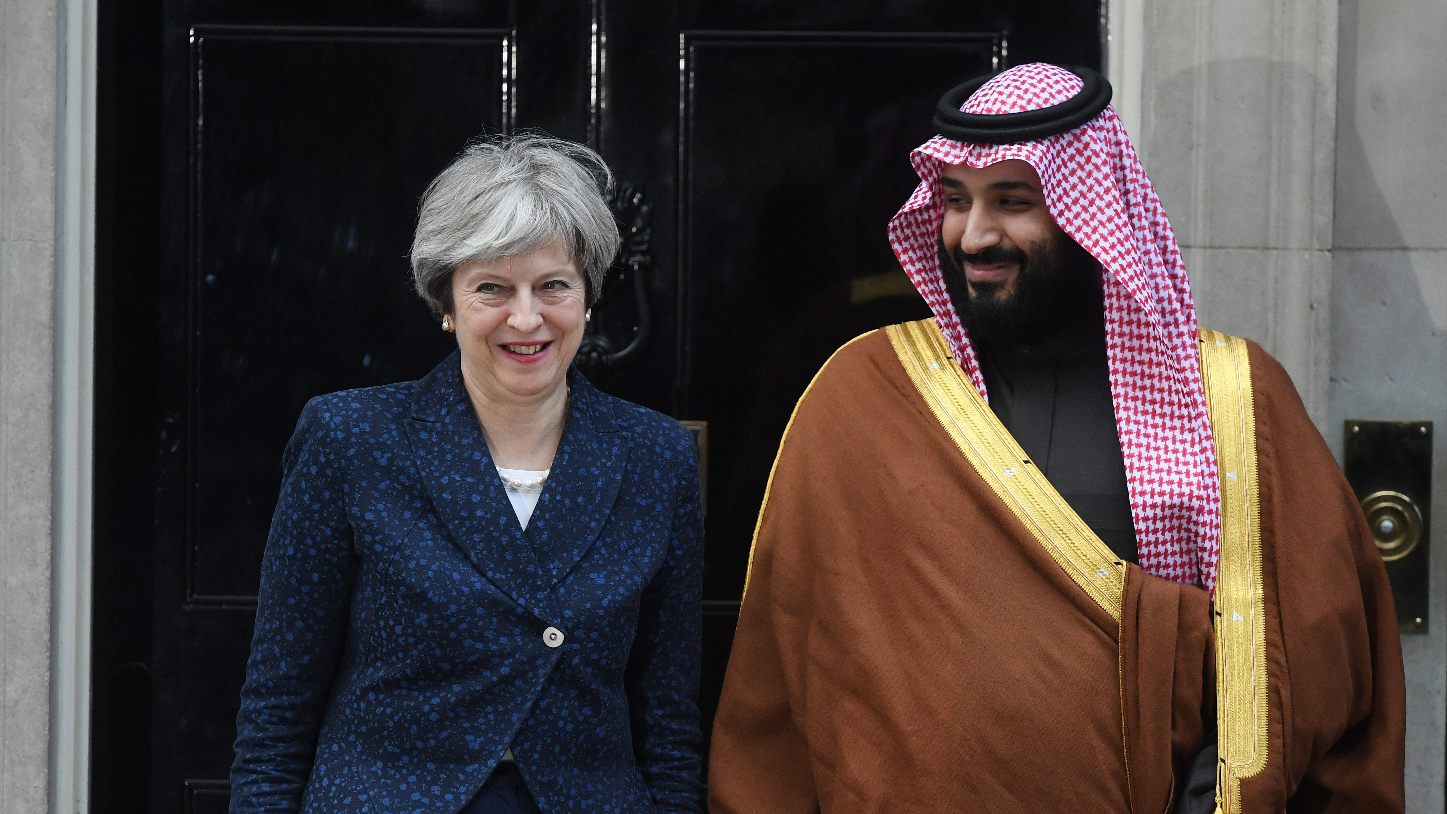 Britain to finalize Typhoon plane order talks with Saudi