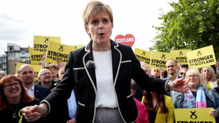 Davidson: SNP must scrap plans for second indyref