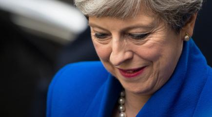 Theresa May FINALLY says she's SORRY after general election shock
