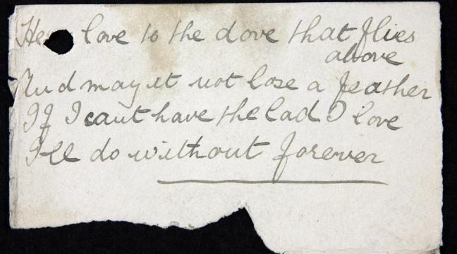 These Love Letters Uncovered From The First World War Will Melt Your
