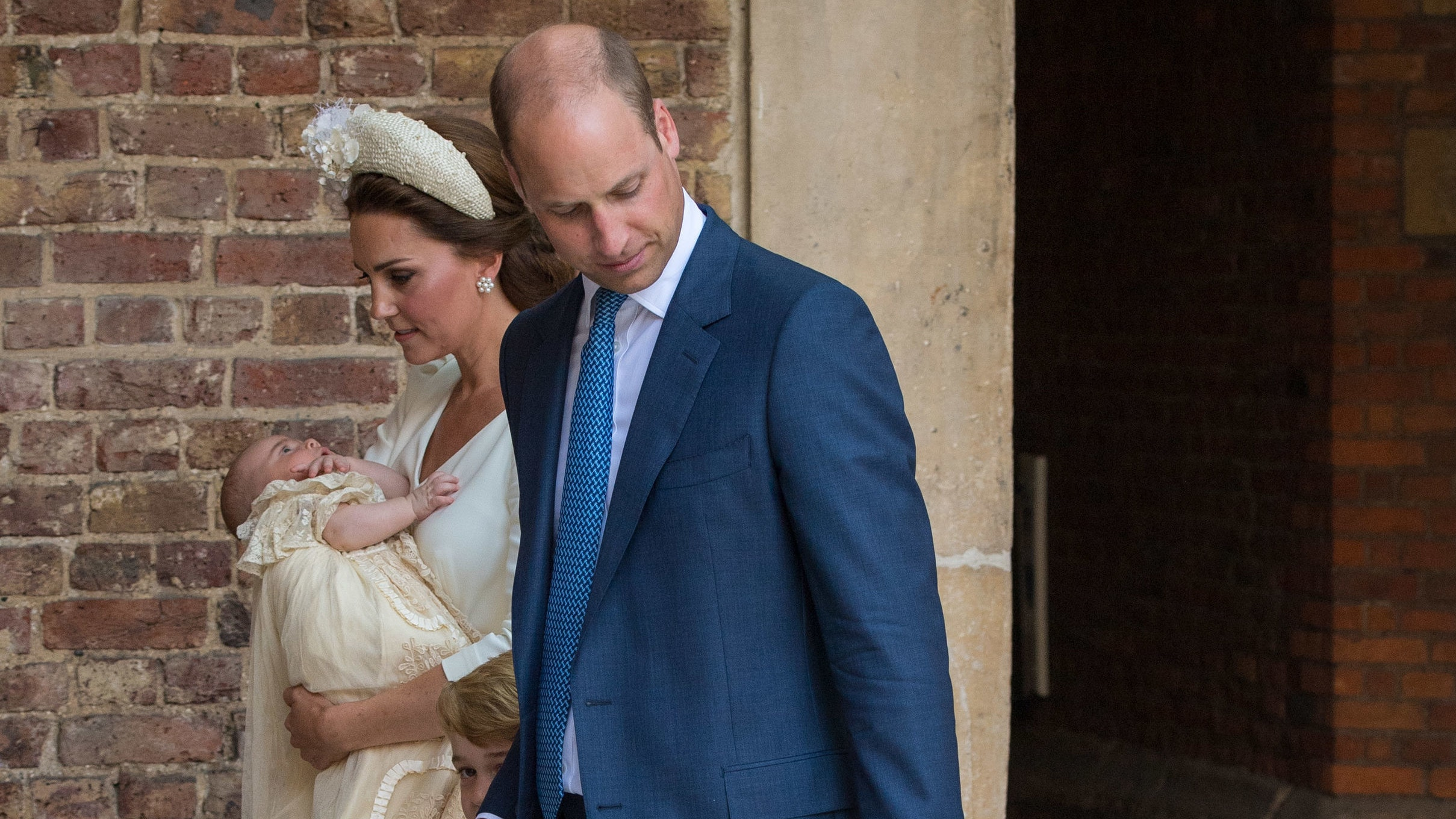 3c41f3a9a9d Here s what we learned from Prince Louis s christening