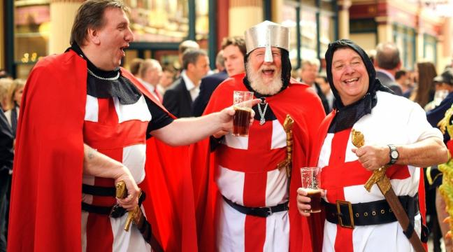 things you ve always wanted to know about st george s day including why it s not