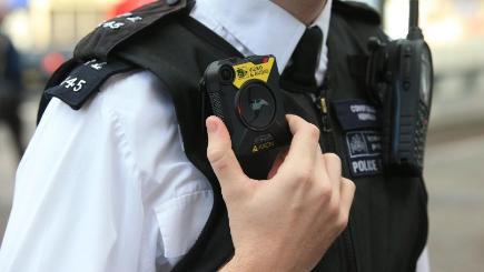 United Kingdom schools trial police-style body cameras for teachers
