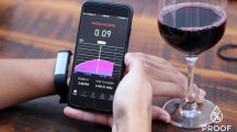 This bracelet tracks how much alcohol is in your bloodstream and it's kind of genius