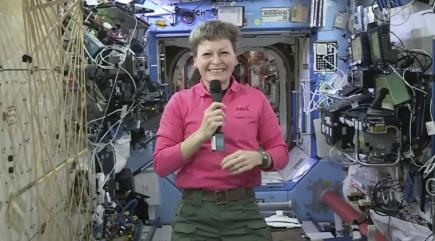 President Trump Video Conference with NASA Astronauts On Board Space Station