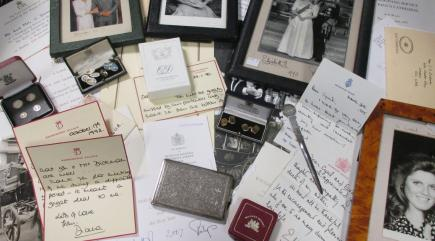 Princess Diana letters sold at United Kingdom auction
