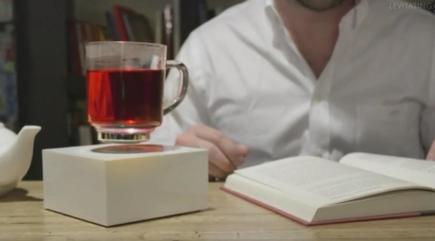 how to make levitating cup