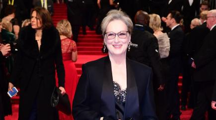 Meryl Streep shouting is Twitter's hilarious new meme