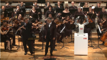 This robot can conduct an orchestra and actually make it sound beautiful