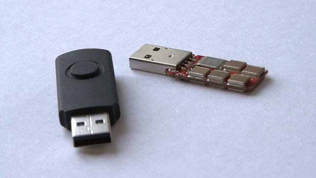 This USB stick can kill a PC in seconds - BT