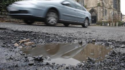 Almost 50,000 drivers made claims against councils across Britain for damage caused to their vehicles by potholes