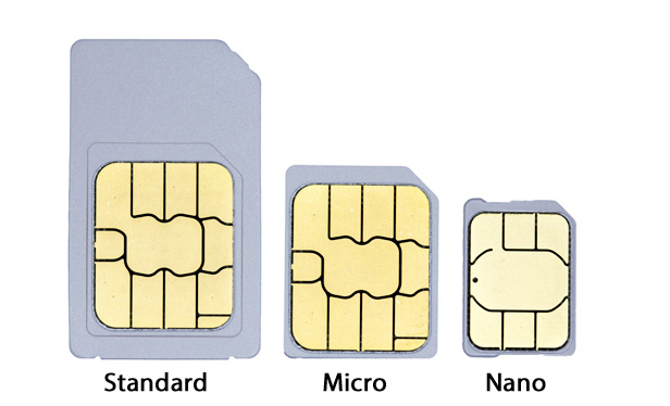 Image result for nano sim card