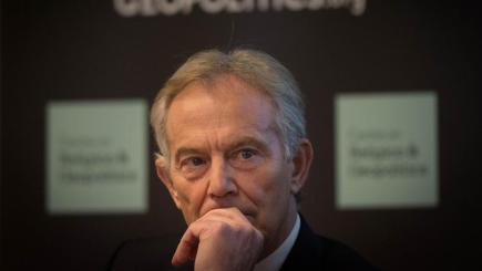 "Tony Blair said he has ""real humility"" about the decisions he took over Iraq"