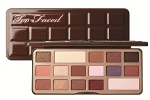 Too Faced Chocolate Bar Eye Shadow Palette, £45, Debenhams.