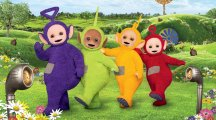 Touch-screen Teletubbies say Eh-oh