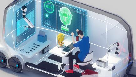 Toyota reveals e-Palette concept, previews its future mobility services