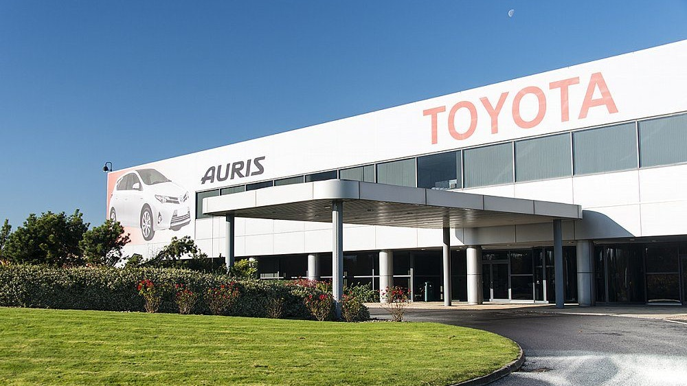 New Toyota to be built in UK
