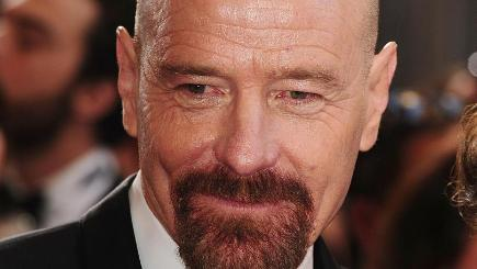 Bryan Cranston responded tongue-in-cheek to the campaign against the sale of Breaking Bad dolls