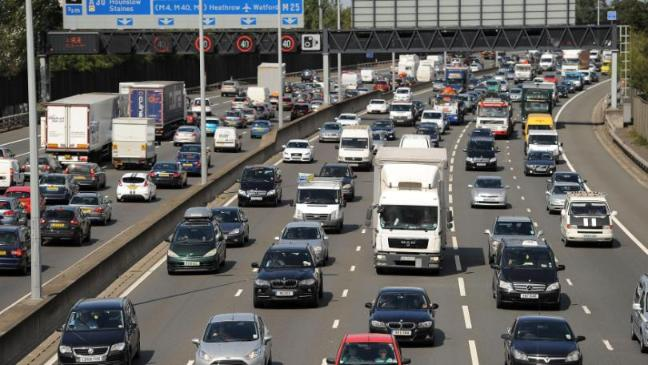 Traffic noise 'could shorten life' - BT