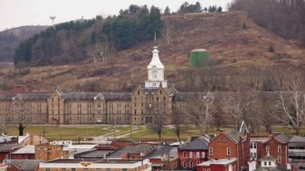 Trans-Allegheny Lunatic Asylum, West Virginia, USA