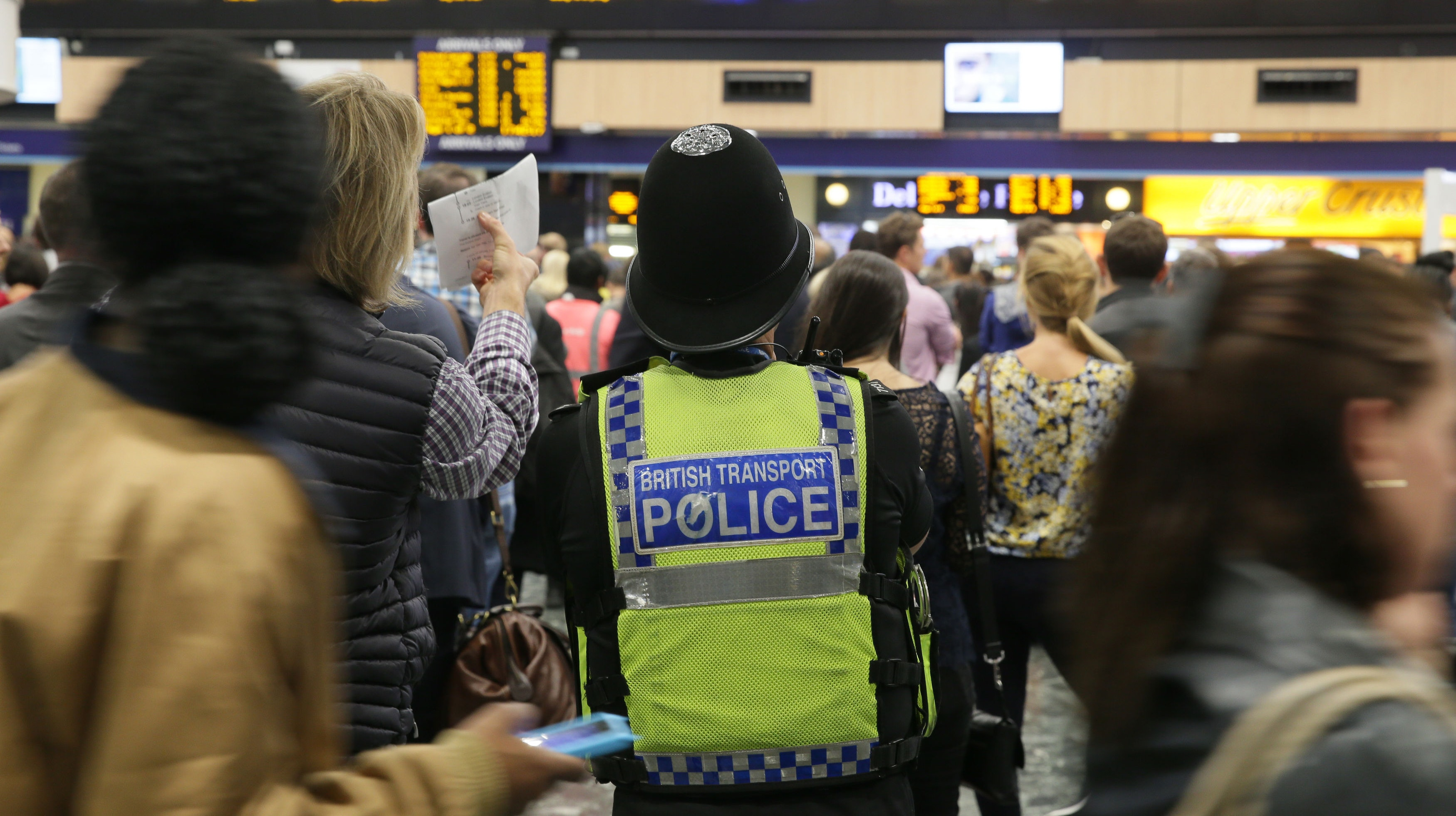 Transport officers oppose police merger
