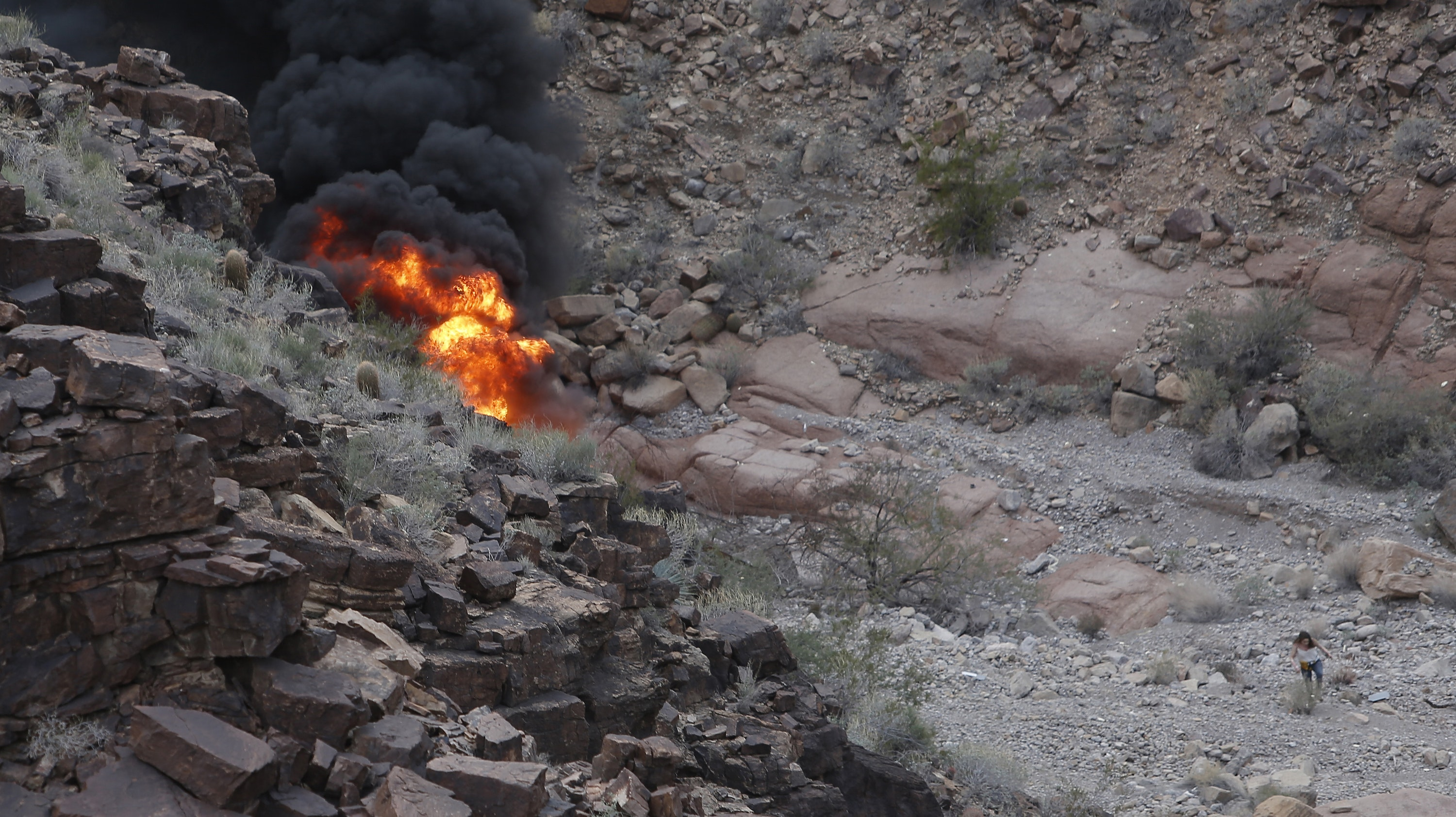 Fourth victim in Grand Canyon helicopter crash dies