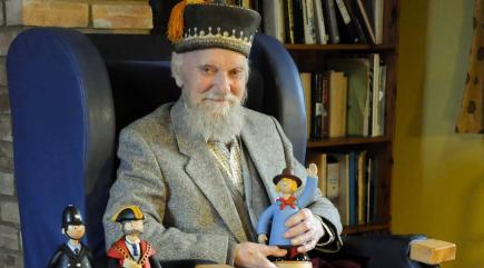 Tributes paid to Trumptonshire creator