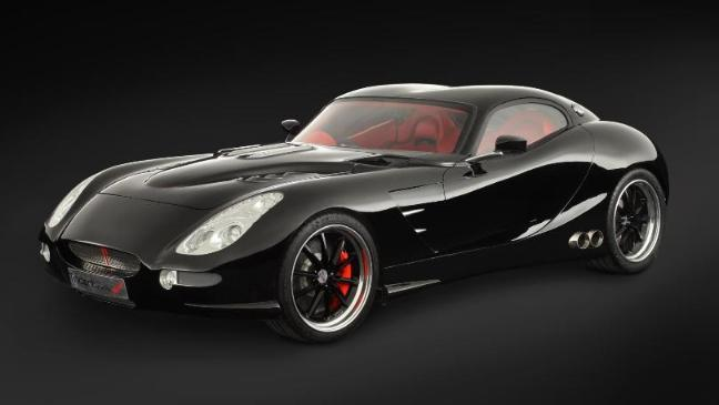 Trident unveils three new supercars bt 2014 iceni magna sciox Images