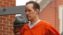 Eric Frein, who had been eluding police, has been captured in Pennsylvania (AP Photo/PennDOT/Pennsylvania State Police)
