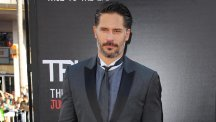 Joe Manganiello has given his views on what he'd have liked to have seen happen in True Blood