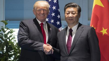 Trump, Xi agree to work on N. Korea
