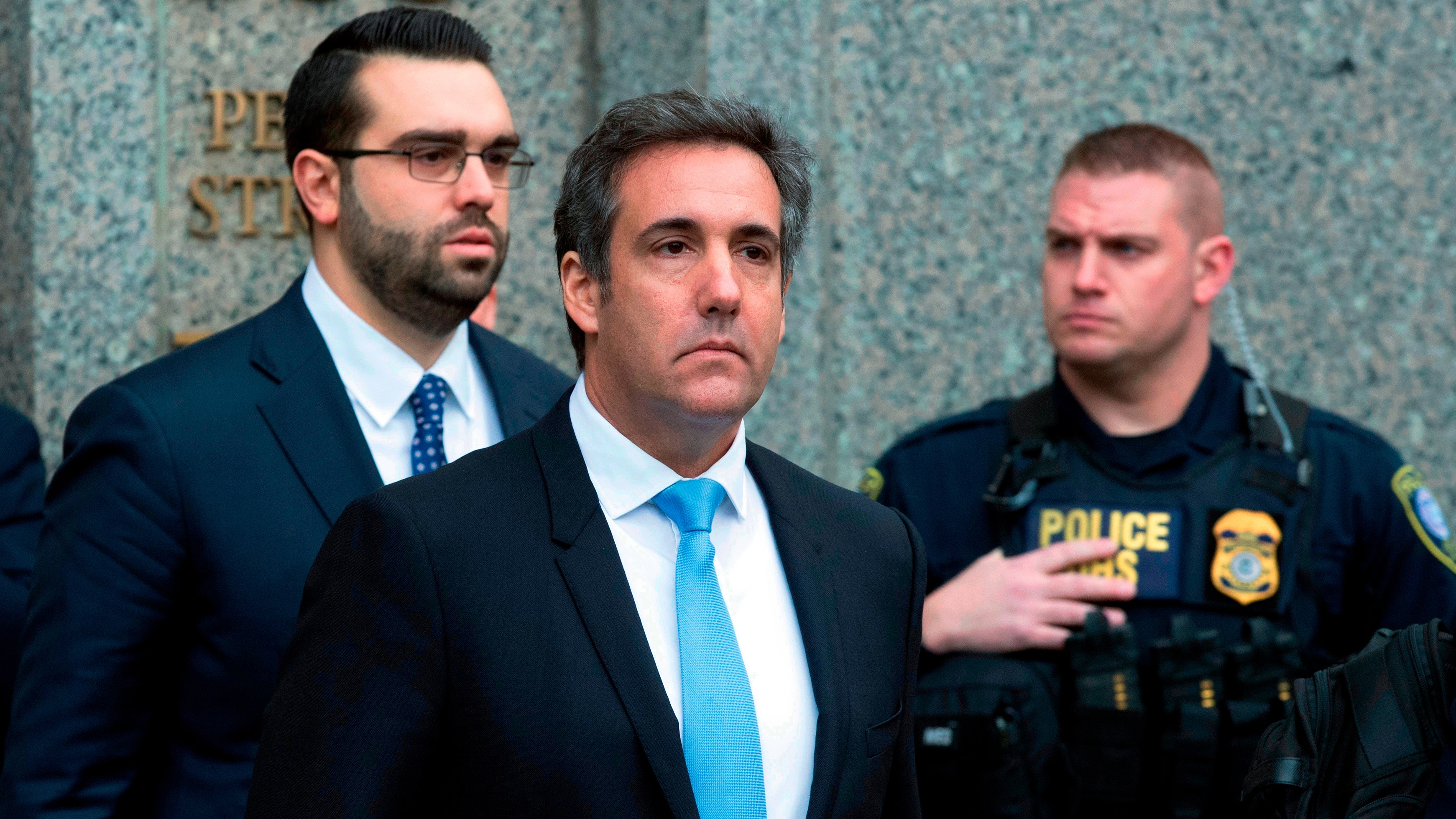 Trump lawyer to plead the 5th in Stormy Daniels case