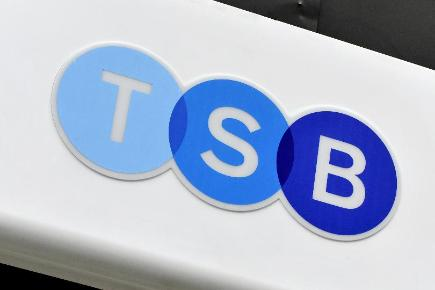 "By the end of June, all 2.2 million TSB debit card customers will be able to use ""tap and go"" technology"