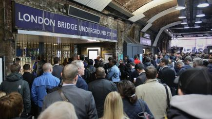 Tube station remains open despite strike over sacking of worker