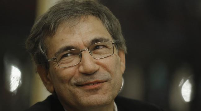 orhan pamuk interview