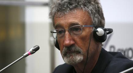 Twitter is not happy that Eddie Jordan might be the third Top Gear presenter