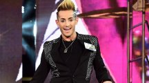 Twitter loves Frankie Grande as he sashays into the Celebrity Big Brother house covered in glitter