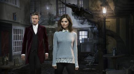 Twitter said an emotional goodbye to Doctor Who's assistant Clara Oswald