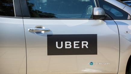 Uber brings in-app tipping to the UK
