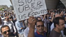 Uber suspends UberPOP in France after riots and staff arrests