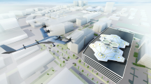 Uber wants flying taxis in city skies by 2020