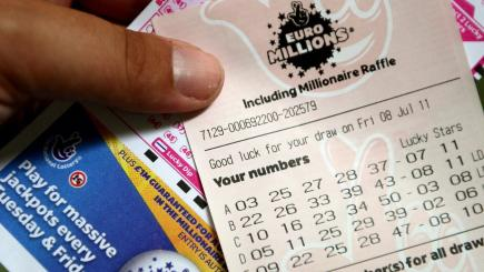 British ticket holder wins £51m Euromillions jackpot