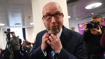 The democratic process must continue says UKIP Leader Paul Nuttall