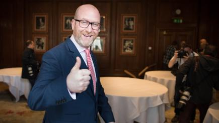 Paul Nuttall: Ukip leader announces he will stand in the General Election
