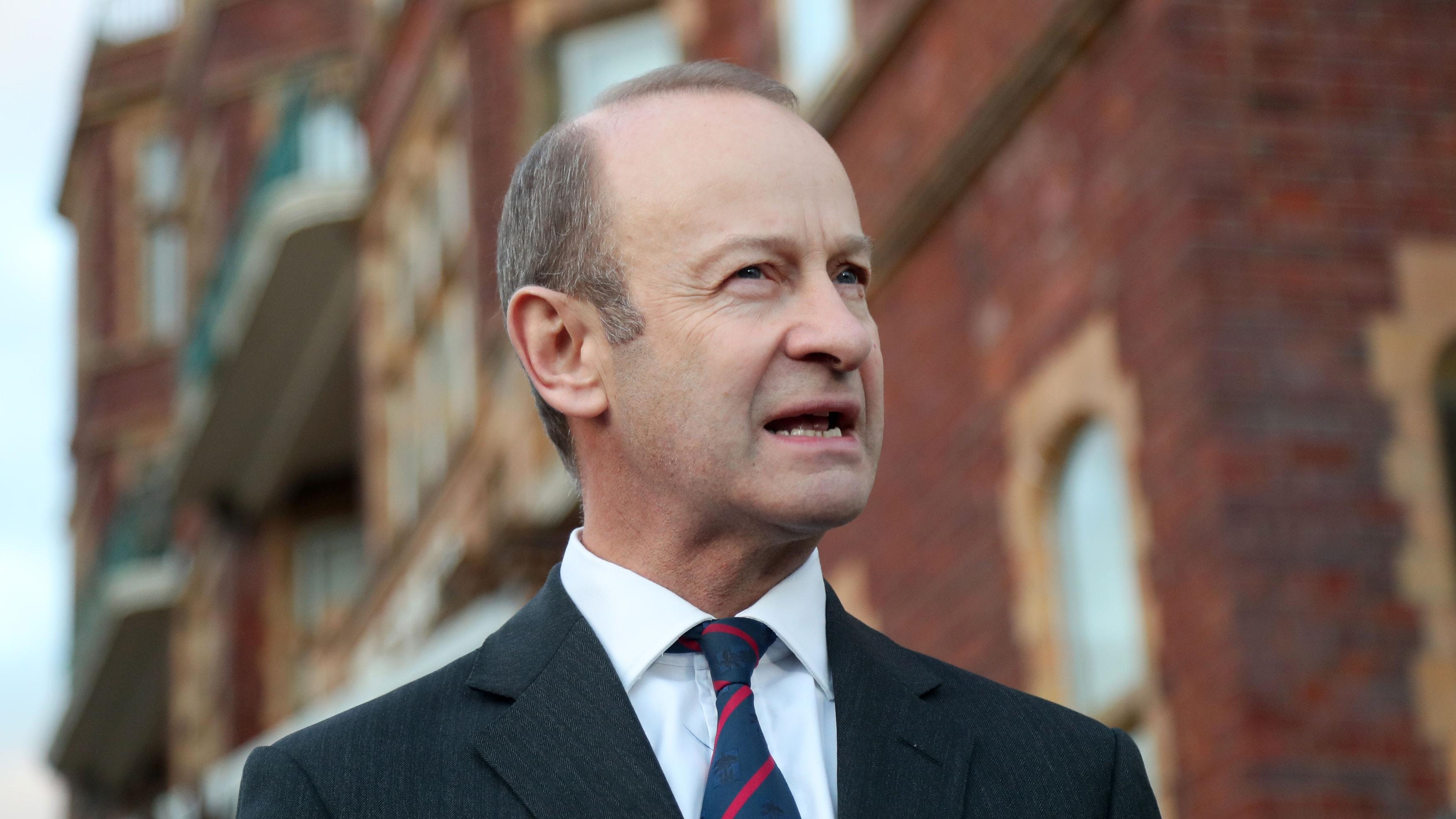 Folkestone-based Ukip leader Henry Bolton loses vote of no confidence