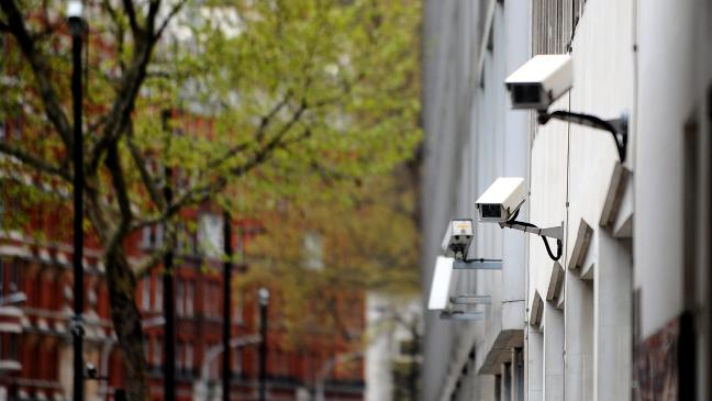 UK's CCTV network 'could be hacked by individual or state actors' - BT