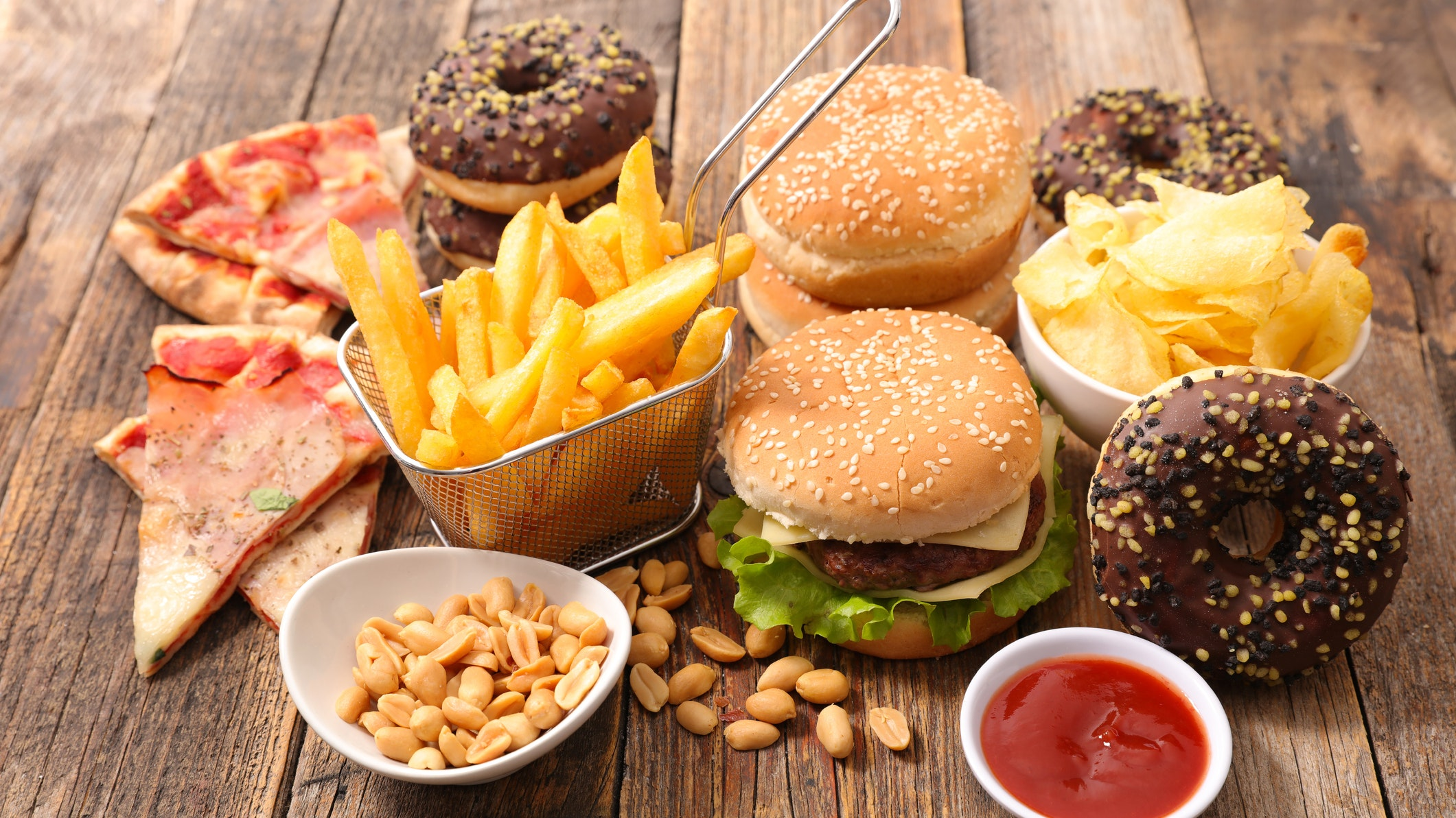 How To Make Processed Food Healthy